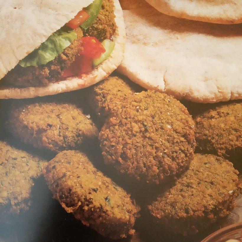 Polpette di Ceci all'Araba (Falafel)